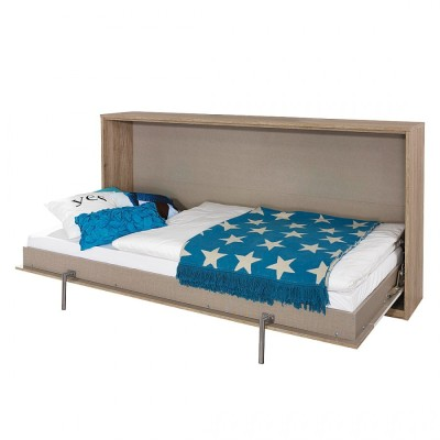 Rauch Wall Closet Bed Sanremo Light Oak