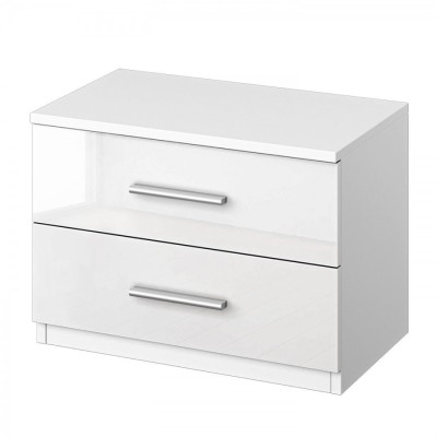 Celline 2 Drawer Bedside Chest