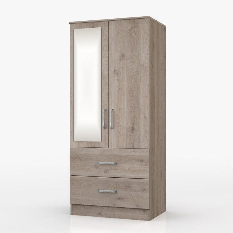 One Call Minnesota bedroom furniture rangeNatural oak