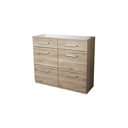 Omni 4 plus 2 Chest of Drawers Product Code: Racol6drch