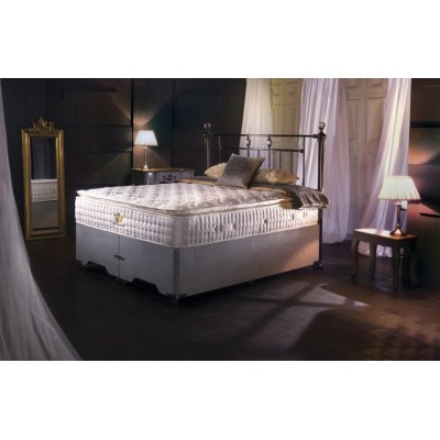 Latex Pillowtop 5000 Mattress