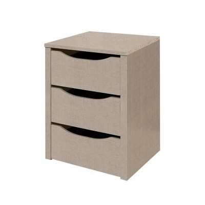 Wardrobe 3 drawer Internal Chests Small 45cm