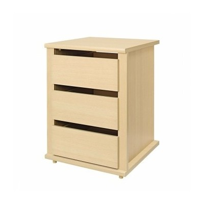 Lima Imperial Internal 3 drawer chest 48cm
