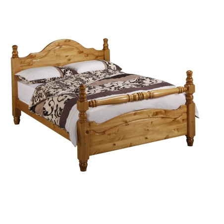 Wooden Beds York Rail End