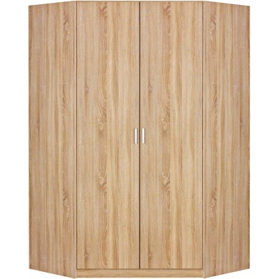 Bremen 2 Door Walk In Corner Wardrobe Product Code: Rabrcr