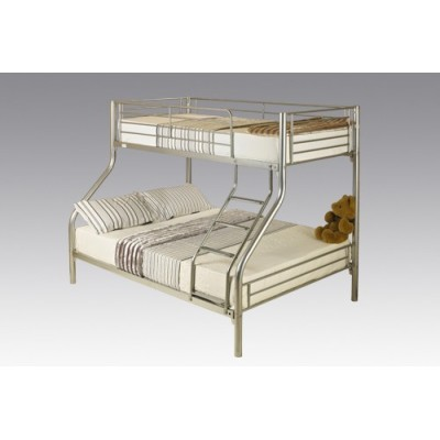 Paris Trio Sleeper Metal Bunk Bed