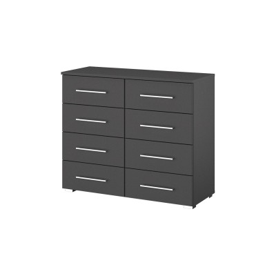 Lara 4+4 Drawer Tall Chest