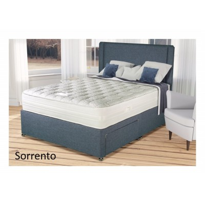 Sorrento Gel Encapsulated 2000 Pocket Sprung Bed