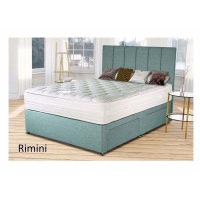 Rimini Gel Encapsulated 1500 Pocket Sprung Bed