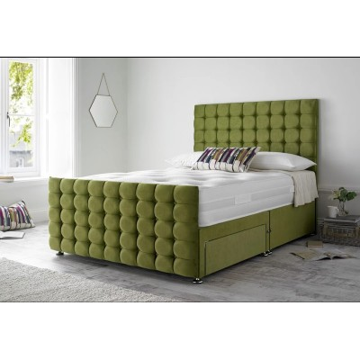 Highbury Upholstered Divan Bed