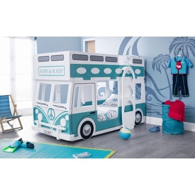 CAMPERVAN BUNK BED