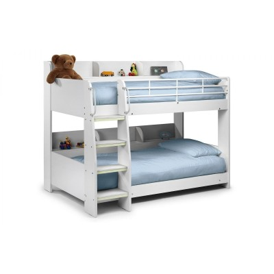 DOMINO BUNK MAPLE AND WHITE
