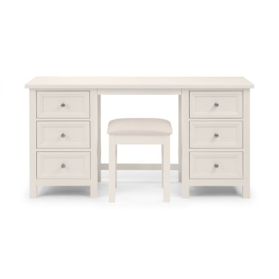 MAINE DRESSING TABLE - White Set