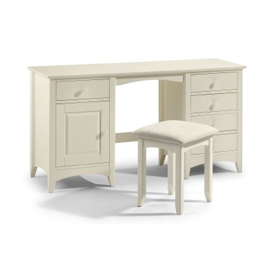 CAMEO TWIN PEDESTAL DRESSING TABLE
