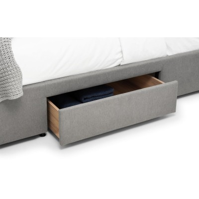FULLERTON 4 DRAWER 135CM BED