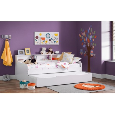 GRACE PURE WHITE DAYBED