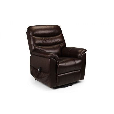 PULLMAN LEATHER DUAL MOTOR RISE & RECLINER