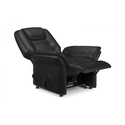 RIVA RISE & RECLINE CHAIR BLACK