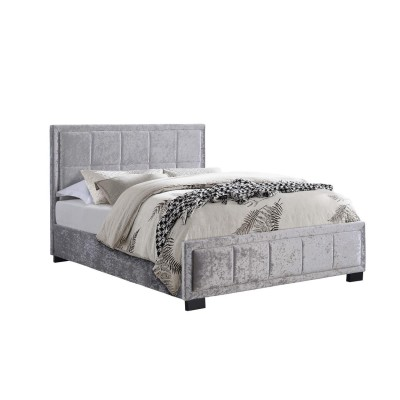 120cm Hannover Fabric Bed...