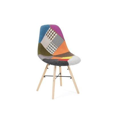 Pair of Bourne Chairs Patched