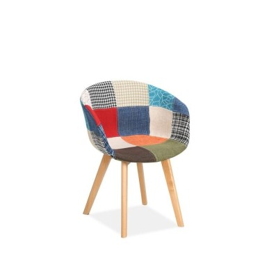Whittaker Patched Chair