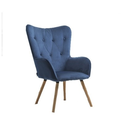 Willow Chair Midnight Blue