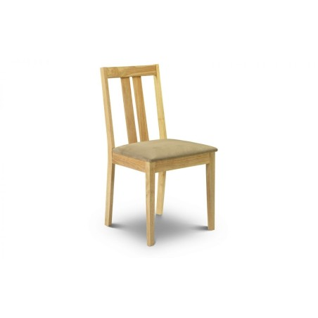 SET OF 4 RUFFORD CHAIRS KD