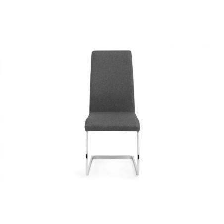 SET OF 4 ROMA CANTILEVER CHAIRS