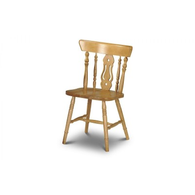 SET OF 4 YORKSHIRE FIDDLEBACK CHAIRS