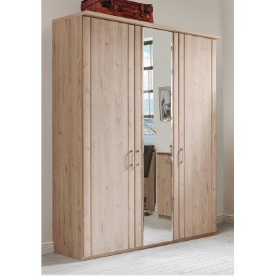Valencia 3 door wardrobe