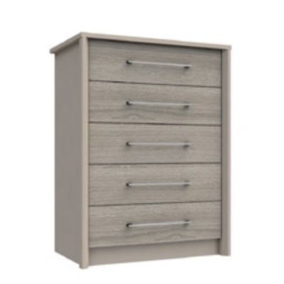 Burford 5 Drawer Chest