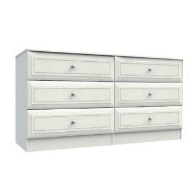 Hadleigh 3 Drawer Double Chest