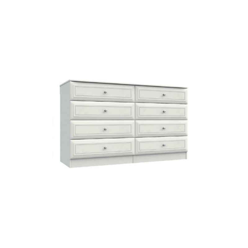 Hadleigh 4 Drawer Double Chest