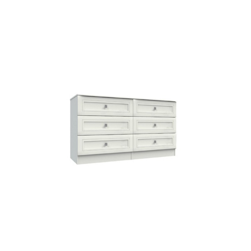 Canterbury 3 Drawer Double Chest
