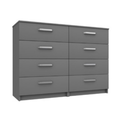 Arran 4 Drawer Double Chest