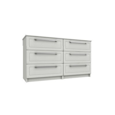 Isla 3 Drawer Double Chest