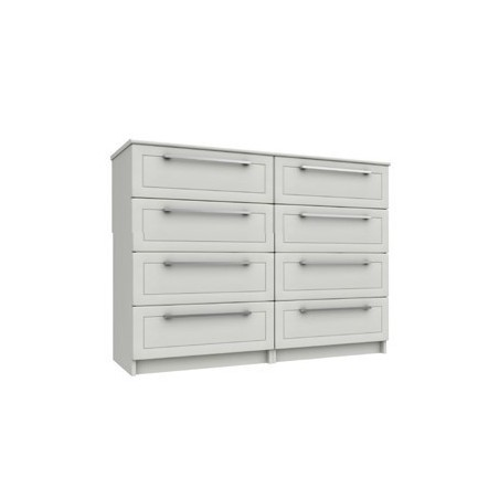 Isla 4 Drawer Double Chest