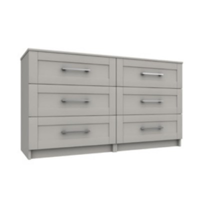 Calder 3 Drawer Double Chest