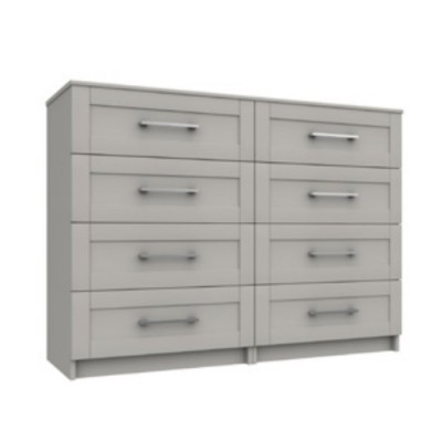Calder 4 Drawer Double Chest