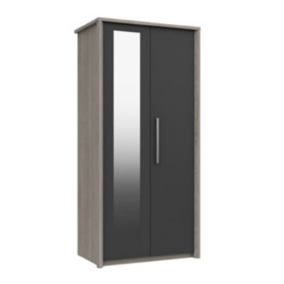 Arundel 2 Door Wardrobe With Mirror