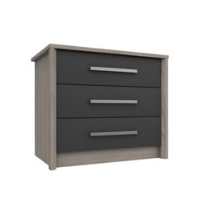Arundel 3 Drawer Chest