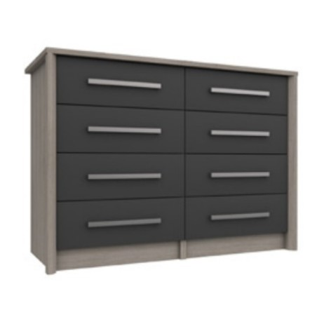Arundel 4 Drawer Double Chest