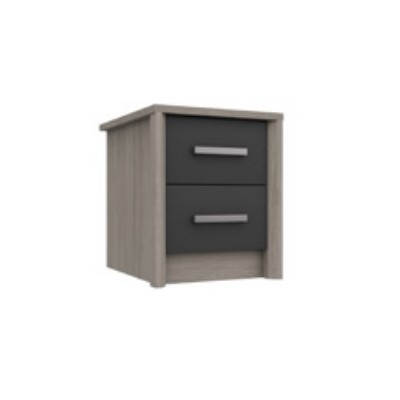 Arundel 2 Drawer Bedside