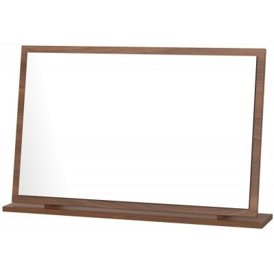 Sherwood Walnut Large Mirror