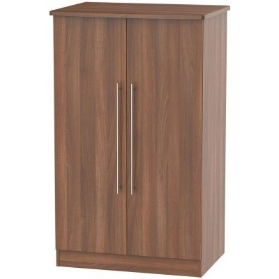 Sherwood Walnut Midi Wardrobe