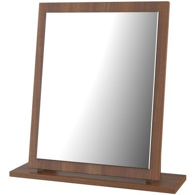 Sherwood Walnut Small Mirror