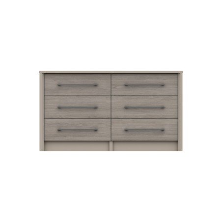 Burford 3 Drawer Double Chest