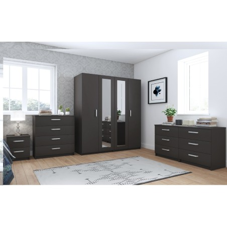 Arran 3 Drawer Double Chest