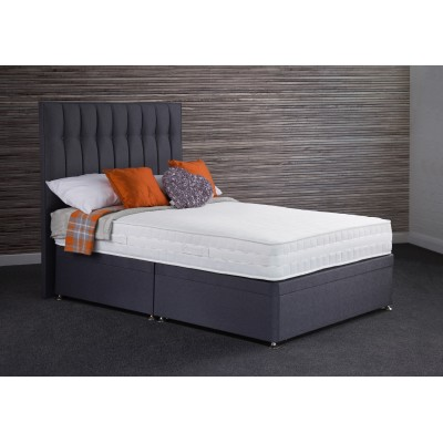 Sweet Dreams Hope Memory Foam Divan Set