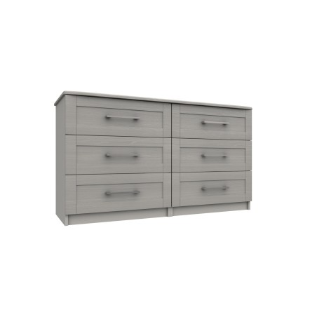 Andante 3 Drawer Double Chest
